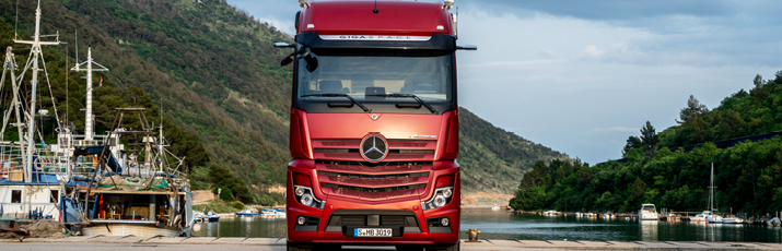 NEW ACTROS IMAGES