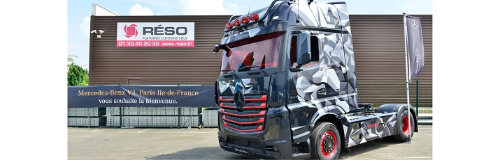 ACTROS WOLF
